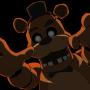 Фредди — медведь аниматроник