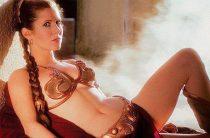 Самая красивая девушка Star Wars vs. Mass Effect