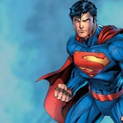 Супермен из комиксов