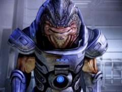 Биография Грюнта из Mass Effect