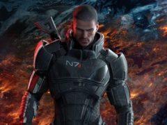 Биграфия Шепарда из Mass Effect