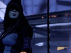 Биография Касуми Гото из Mass Effect