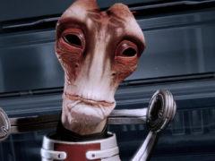 Биография Мордина Солуса из Mass Effect