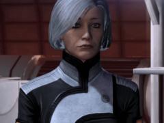 Кэрин Чаквас / Karin Chakwas (Mass Effect)
