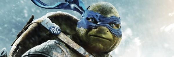 Леонардо черепашка ниндзя