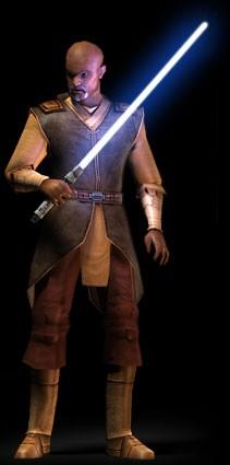 Джоли Биндо из Звездных войн