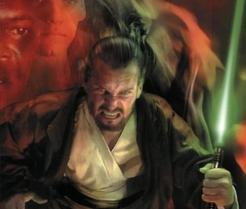 Квай-Гон Джинн из Звездных войн