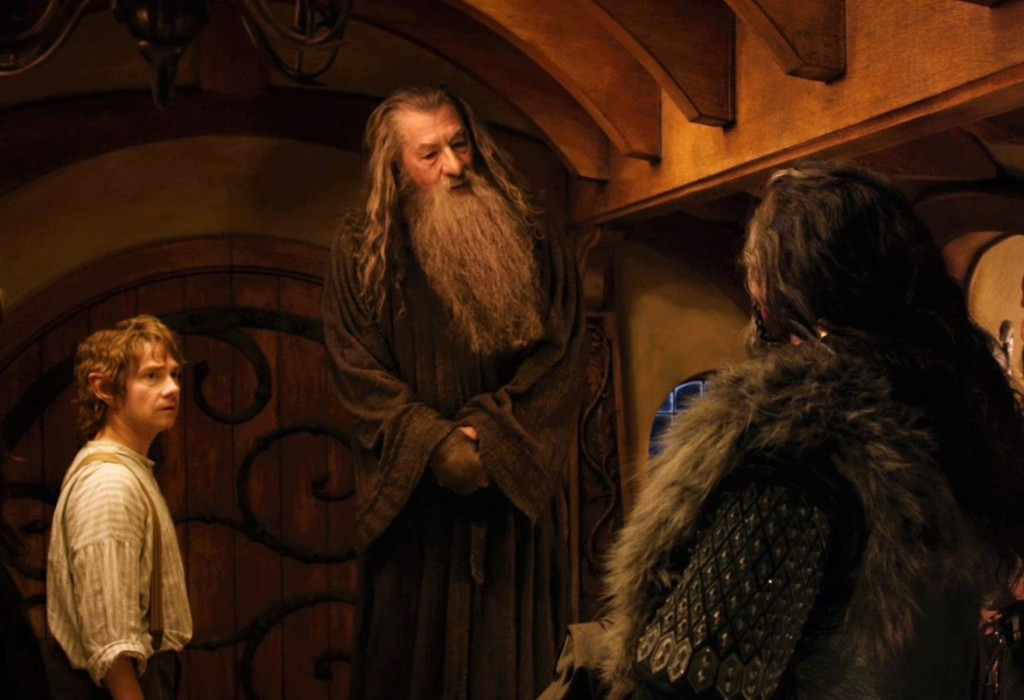 bilbo baggins loyalty to gandalf