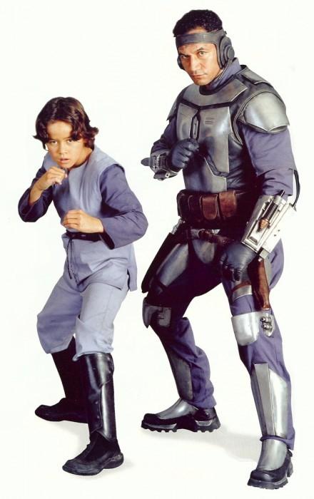 Боба Фетт из Звездных войн