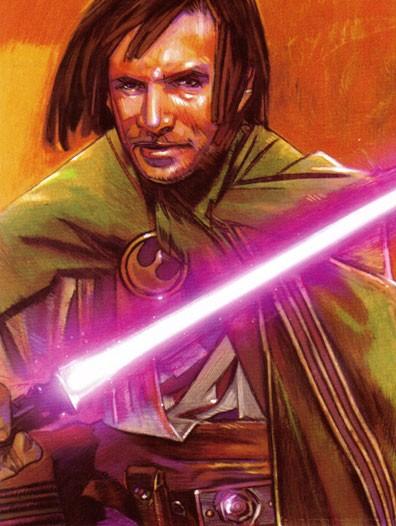 Кип Дюррон из Звездных войн