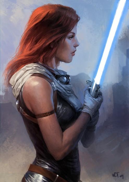 Мара Джейд из Звездных войн