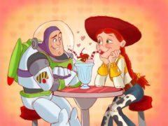 Звездная пара: Базз и Джесси