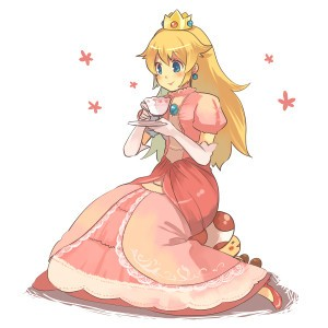 Тоадстул Пич из Марио