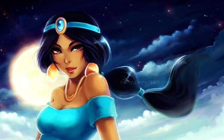 Жасмин принцесса