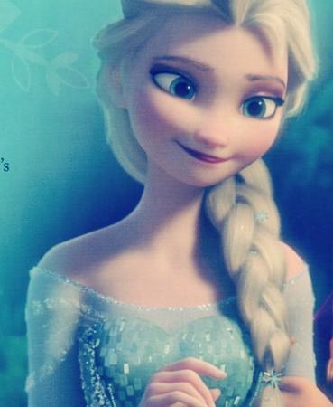 Эльза принцесса из Холодного сердца