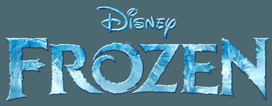 Frozen-title-treatment