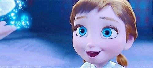 Анна из Холодного сердца