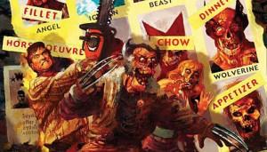 Марвел зомби