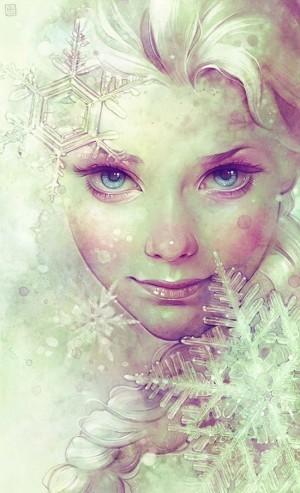 Эльза Холодное сердце