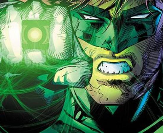 Хэл Джордан из комиксов DC Comics