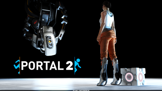 portal_2 музыка