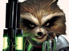 Реактивный енот / Rocket Raccoon (Marvel) (Земля 616)