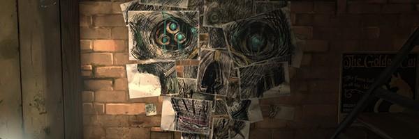 Маска Корво Аттано из игры Dishonored