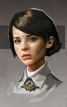 Эмили Колдуин из игры