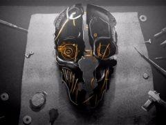 Уникальная маска Корво