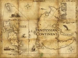 Карта игры Дисхоноред