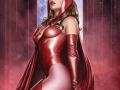 Алая Ведьма / Scarlet Witch (Marvel) (Земля 616)