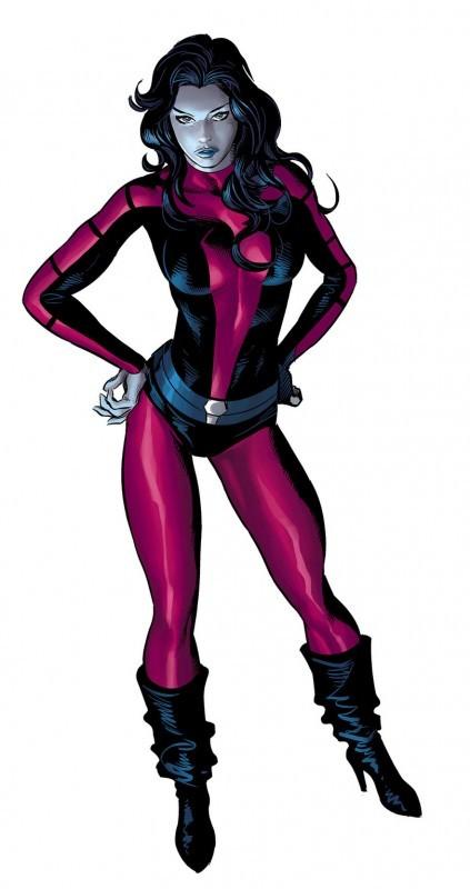 Небула Marvel