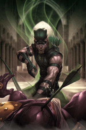 Зеленая стрела / Green Arrow (DC Comics)