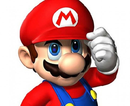 Марио из игры