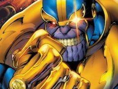 Танос / Thanos (Marvel) (Земля 616)