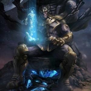 Танос Марвел