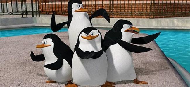 Шкипер пингвин