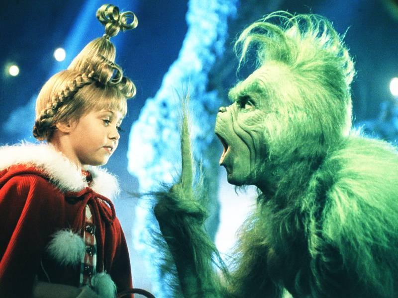 Гринч похититель Рождества