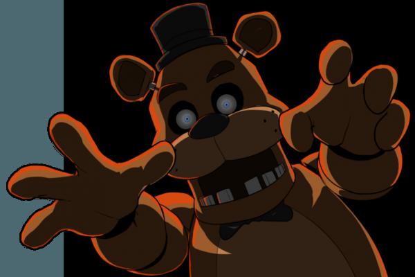 Мишка Фредди из игры