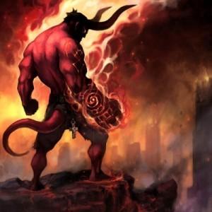 хеллбой в аду