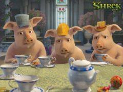 Поросята / Three Little Pigs
