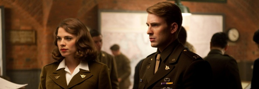 agent carter and captain america