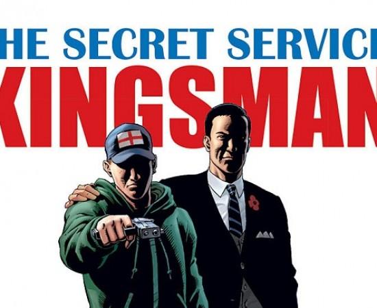 Kingsman комикс
