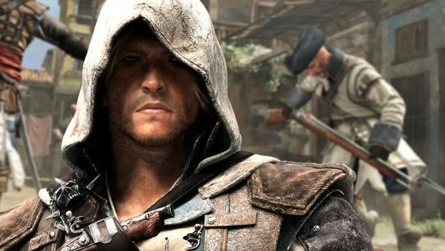 Эдвард Кенуэй Assassin's Creed 4