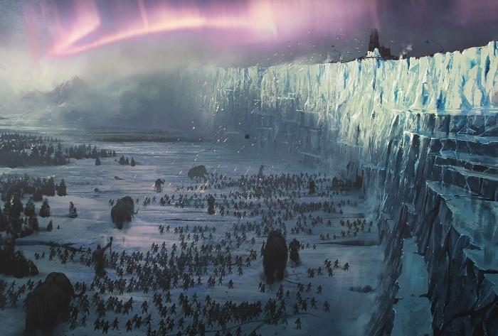 Стена Старков