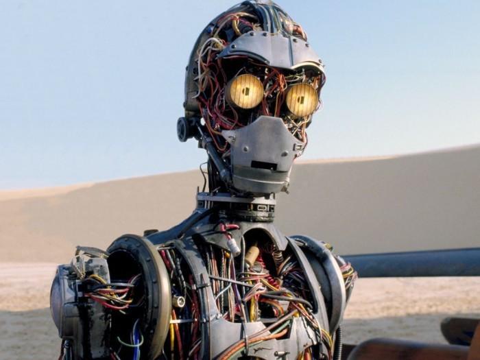 C-3PO Стар Варс