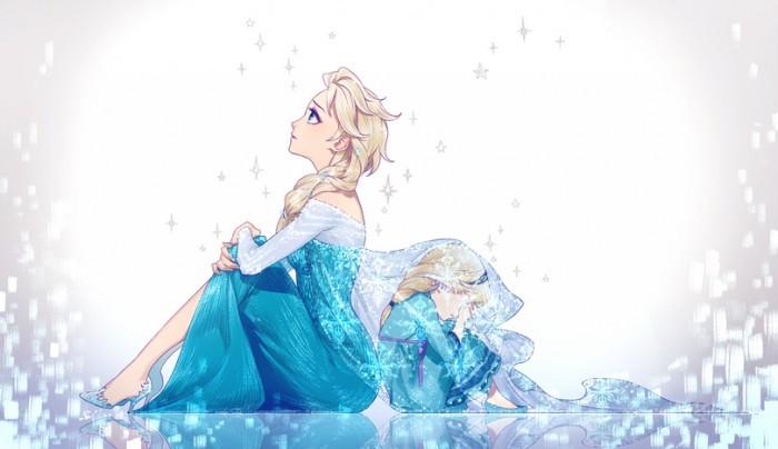 Frozen лучший герой