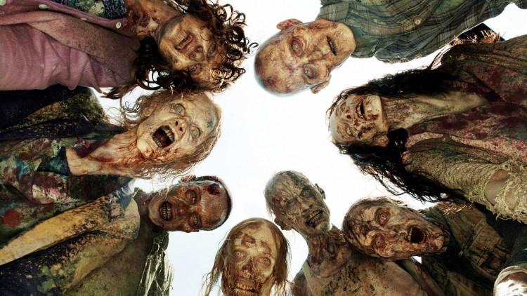ходячие мертвецы зомби