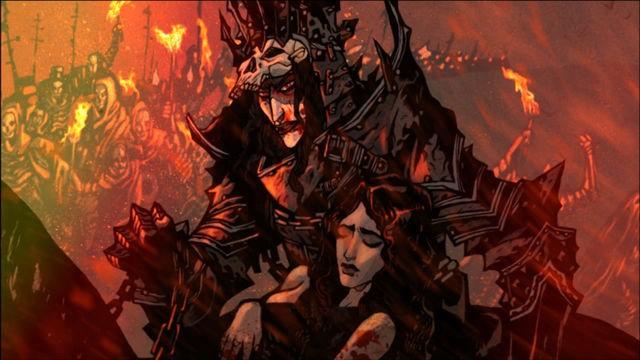 Йеннифэр из Ведьмака