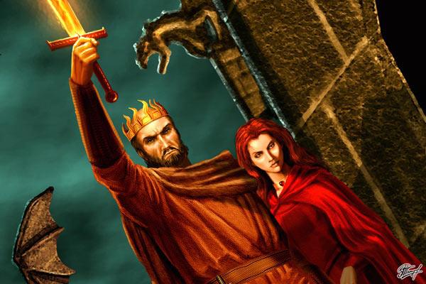 Мелисандра из Игры Престолов